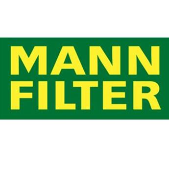 Logo de la marca Filtros Mann