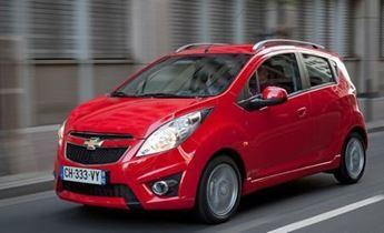 Imagen de Servicio Mantenimiento Chevrolet  Spark Mineral 10.000 km