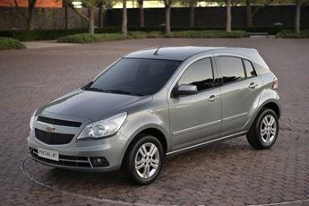 Imagen de Servicio Mantenimiento Chevrolet  Agile Mineral 10.000 km