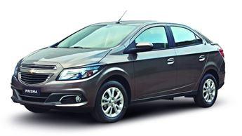 Imagen de Servicio Mantenimiento Chevrolet Prisma Mineral 10.000 km