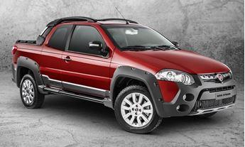 Imagen de Servicio Mantenimiento Fiat Strada Pickup  Mineral 10.000 km